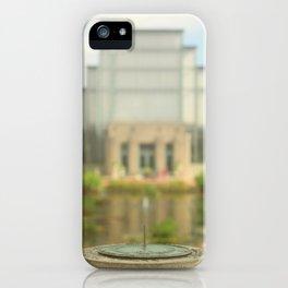 Linneman House iPhone Case