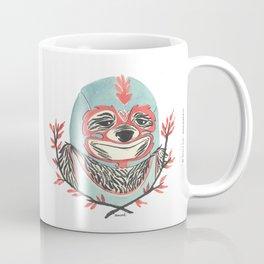 LuchaSloth Coffee Mug