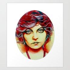 Gish Art Print