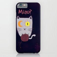 Miau? Slim Case iPhone 6s
