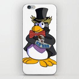 Yugioh Club Penguin iPhone Skin