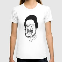 Tongue Out T-shirt