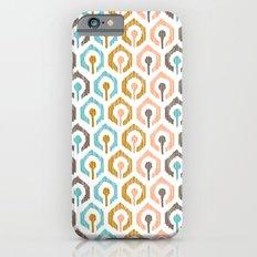 Honeycomb IKAT - Ivory Slim Case iPhone 6s