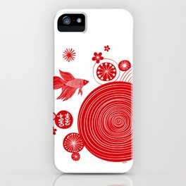 CNY14 by Friztin iPhone Case