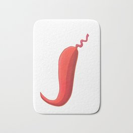 Chilli Bath Mat