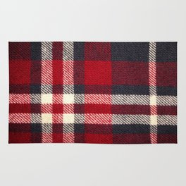 Red Flannel Rug