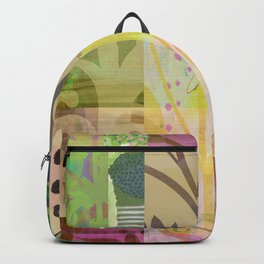 Perennials at Dusk Backpack