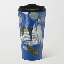 magic mountains Travel Mug