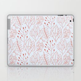 Plant leaf pattern Laptop & iPad Skin
