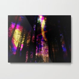 close your eyes and dream with me Metal Print