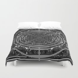 BT 1 Duvet Cover