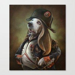 Napoleon Boneaparte Canvas Print
