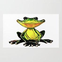 Jon Jade - The Cambodian Tree Frog Rug