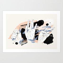 Ro-Sham-Beau Art Print