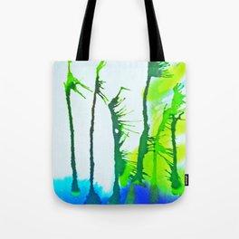 Tres Palmas Tote Bag