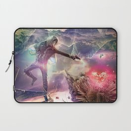 The Heart of Darkness Laptop Sleeve