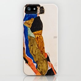 Egon Schiele - Moa iPhone Case