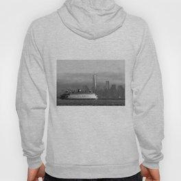 Ferry & Freedom Tower Hoody