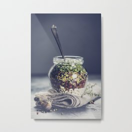 Legumes Metal Print