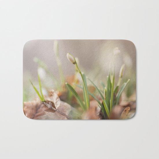 Spring awakening Bath Mat