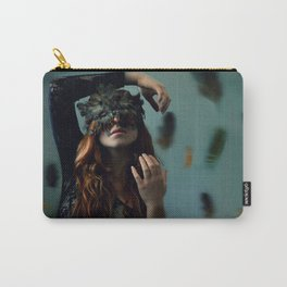 Masquerade Of Madness Carry-All Pouch