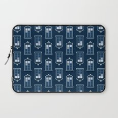 So Many Points in Time & Space Laptop Sleeve