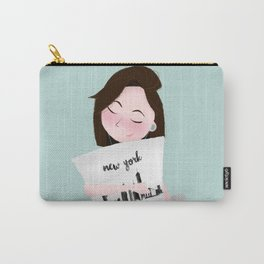 Hey there, Delilah Carry-All Pouch