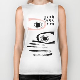 Catch your eye Biker Tank