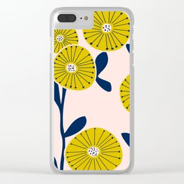 Garden Dreamer Clear iPhone Case