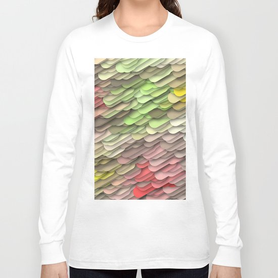 hidden red Long Sleeve T-shirt