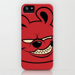 Hey There Mr. Bear iPhone Case