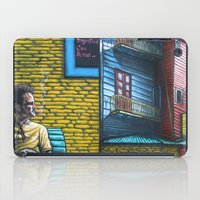 "argentina iPad Cases featuring ""To Argentina With Love"" by PMS Artwork"