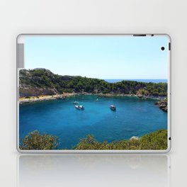 Rhodes Greece Anthony Quinn Bay Laptop & iPad Skin
