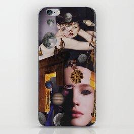Many, Many Moons Ago iPhone Skin