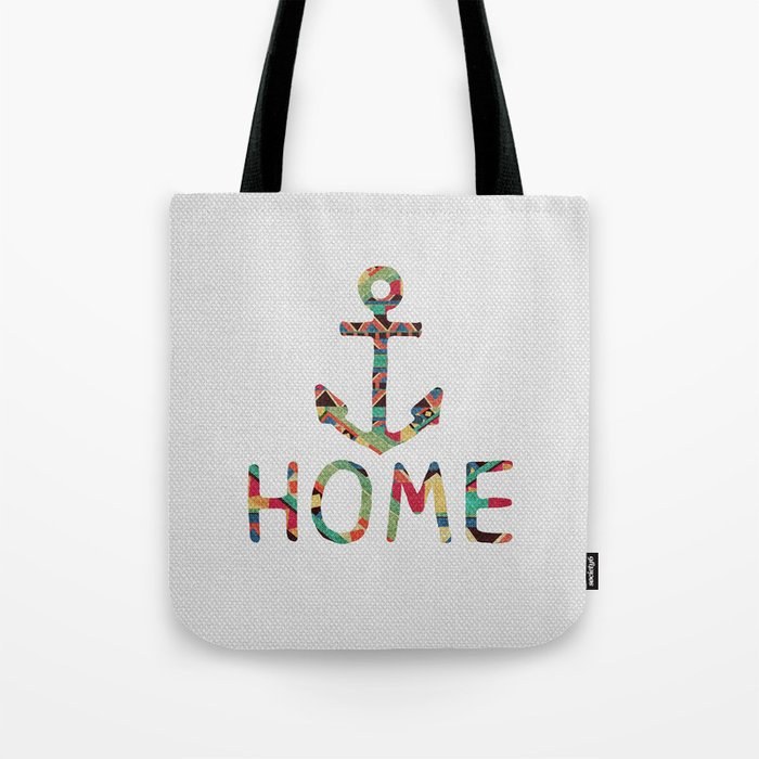you make me home Tote Bag