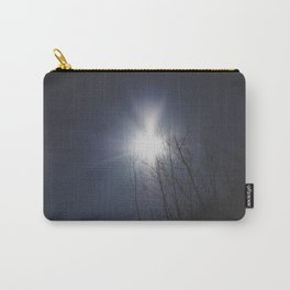 Sunshine Through the Trees Carry-All Pouch
