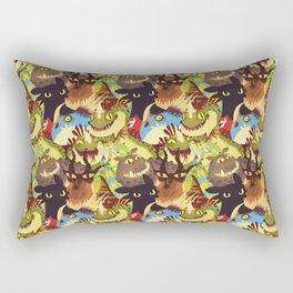 Dragons! Rectangular Pillow