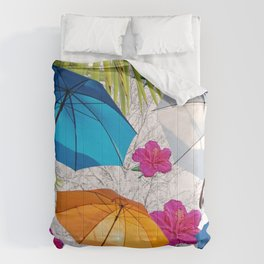 Let's go and have an adventurous Holiday! Comforters