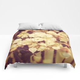 Flores Valentino Comforters