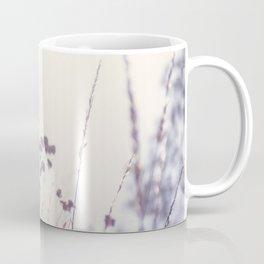 Wintry Hillside Plants Coffee Mug