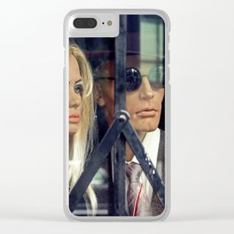 Together Forever Clear iPhone Case