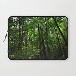Forest // Smell The Green Laptop Sleeve