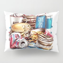 Cheat Day Pillow Sham