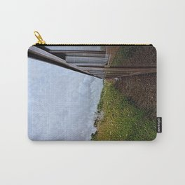 Steam train coach reflection Carry-All Pouch