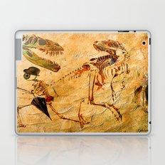 Time to run Monsieur Bone ! Laptop & iPad Skin