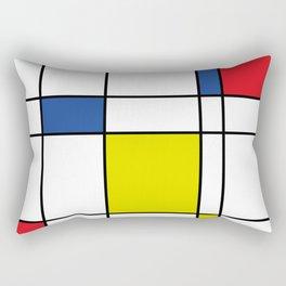 Mondrian 1 Rectangular Pillow
