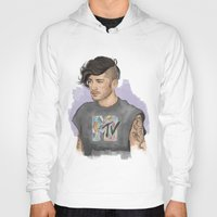 Hoodies featuring Zayn  by Coconut Wishes