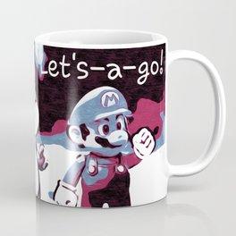 Let's-a-Go! Coffee Mug