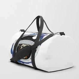 Space Chimp Duffle Bag