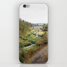 SPOKANE SEPTEMBER iPhone & iPod Skin